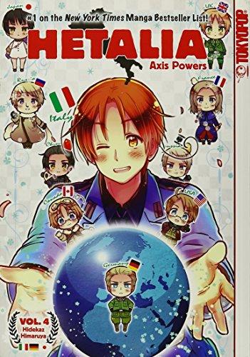 hetalia axis powers manga - 2