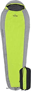 TETON Sports TrailHead Sleeping Bag for Adults; Lightweight Camping, Hiking