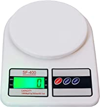 Bulfyss Electronic Kitchen Digital Weighing Scale Multipurpose 10 Kg