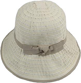 Lxrzls Viajes Sombrero de Sol Plegable Sombrero de Tela Sombrero de Sol Transpirable Ligero Plegable (Color : Twilight)