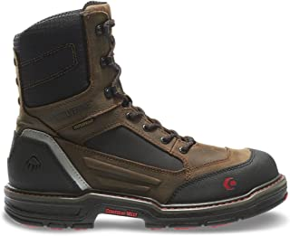 Best wolverine overman composite toe boot Reviews