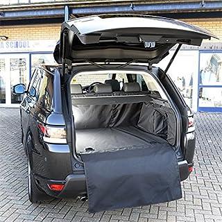 UK Custom Covers BL391 Tailored Boot Liner Mat Black