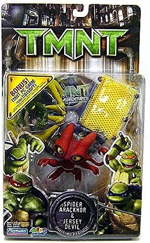 2006 lm Spider aracknor und Jersey Devil Teenage Mutant Ninja Turtles