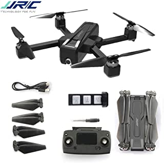 JJRC X11 Drone With HD Camera 2K 5G WIFI FPV GPS 20mins Flight Time Foldable Remote Control Quadcopter By PRIME TECH ™