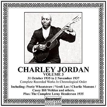 Charley Jordan, Vol. 3 (1935 - 1937)