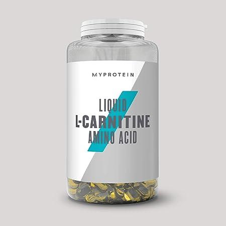 マイプロテイン (Myprotein) リキッドL-カルニチン 90カプセル