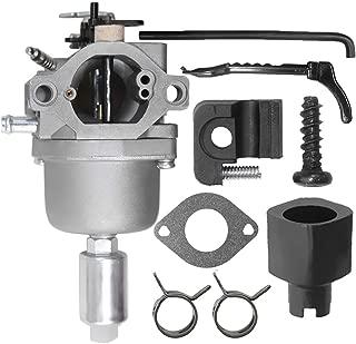 Aynaxcol Carburetor Kit for Craftsman LT1000 LT2000 DLS3500 16HP 18HP 20HP Engine Huskee LT4200 Lawn Mower 310777 31C7070230E1