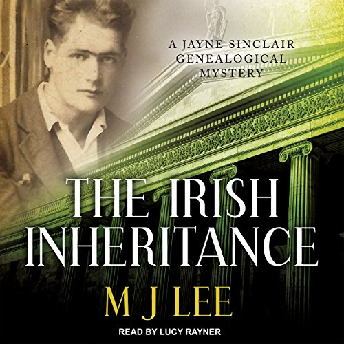 The Irish Inheritance audiobook cover art
