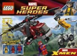 LEGO Super Heroes 6866: Wolverine's Chopper Showdown by