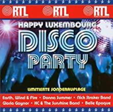 Patty Labelle, M, Linda & The Funky Boys, 5000 Volts, Disco Bouzouki Band..