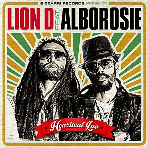 Lion D feat. Alborosie