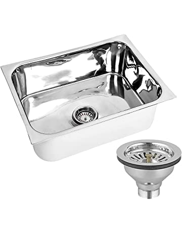 Kitchen Sinks Buy Kitchen Sinks Online At Best Prices In India Amazon In