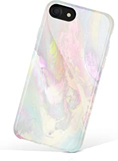 iPhone 8 & iPhone 7 case Watercolor, Akna Collection Flexible Silicon Cover for Both iPhone 8 & iPhone 7 (830-U.S)