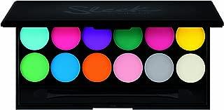 Sleek Make Up I-Divine 12pc Mineral Eyeshadow Palette V1 - Ultra Mattes Brights