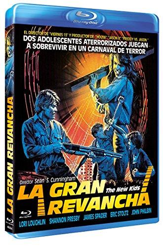 La Gran Revancha BD 1985 The New Kids [Blu-ray]