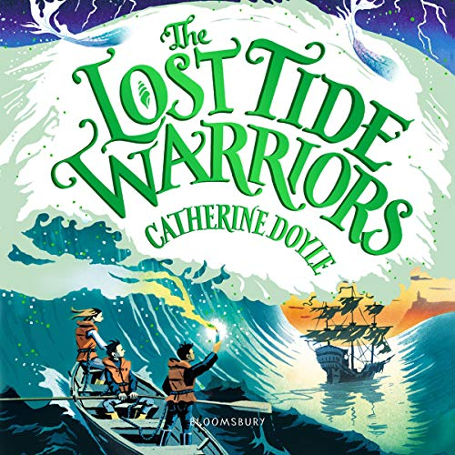 The Lost Tide Warriors audiobook cover art