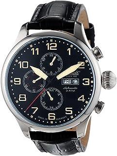 インガーソル 腕時計 自動巻き フルカレンダー APACHE IN3900BK [並行輸入品]