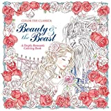 Beauty and the Beast Adult Coloring Book: A Deeply Romantic Coloring Book