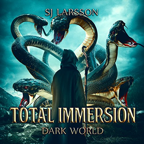 Total Immersion     Dark World: A Gamelit Adventure              By:                                                                                                                                 S.J. Larsson                               Narrated by:                                                                                                                                 Michael Bonaventura                      Length: 10 hrs and 3 mins     26 ratings     Overall 3.3