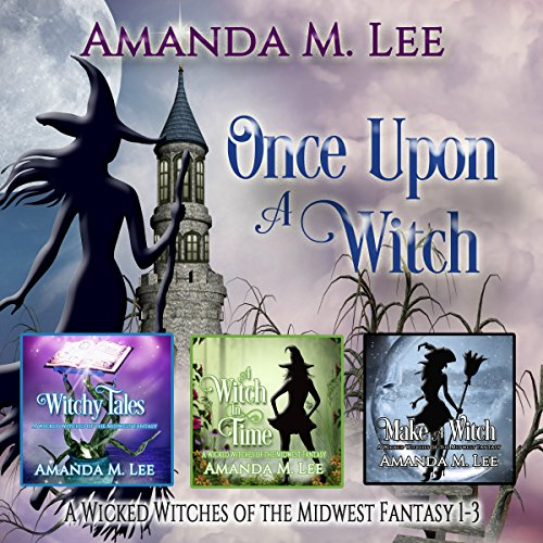 Once Upon a Witch cover art