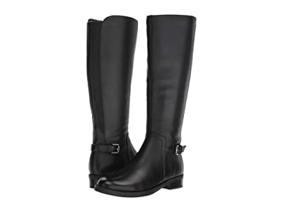 Blondo Evie Waterproof (Black Leather) Women
