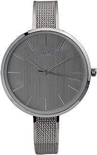 JAG Women's J1970A Year-Round Analog Quartz Silver Watch
