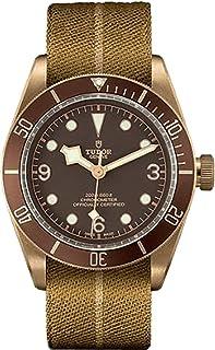 Tudor - Heritage M79250BM-0003 - Reloj de pulsera para hombre, color negro y bronce