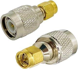 Vecys 4G antenne adapter SMA adapter TNC stekker naar SMA stekker SMA TNC converter voor 2G 3G 4G LTE antennerouter CB ant...
