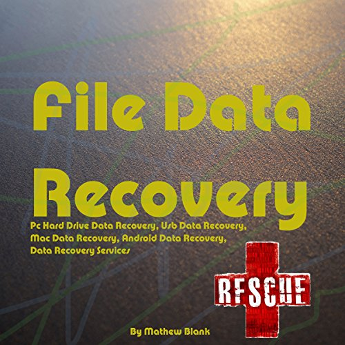 File Data Recovery cover art