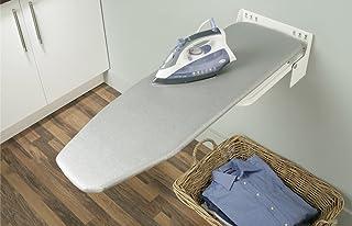Gedotec Planche À Repasser Murale Pliante IRONFIX | Table Pivotante à 180 Degrés | Raccords Acier Qualité Supérieure | Sup...