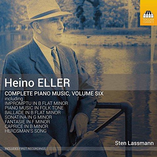 Eller, Heino : Intégrale de la Musique pour Piano-Vol.6