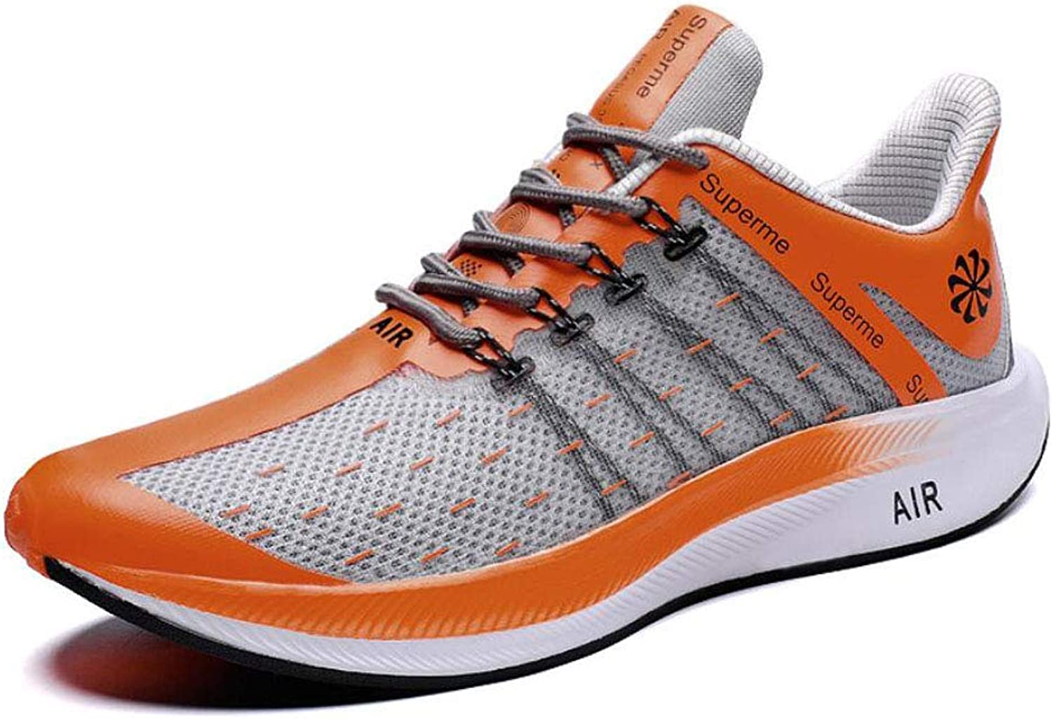 Running shoes Women's Lightweight Road Sports Sneakers Polyester Mesh Jogging shoes