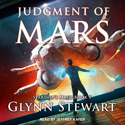 Judgment of Mars audiobook cover art