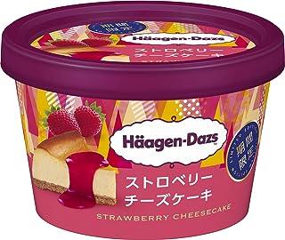 [冷凍] ハーゲンダッツ ミニカップ ストロベリーチーズケーキ 110ml