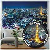 GREAT ART XXL Poster – Tokyo City – Wandbild Dekoration
