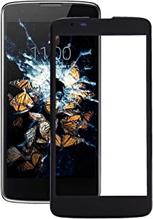 WTYD Mobile Phone Lens Glass Front Screen Outer Glass Lens for Compatible with LG K8