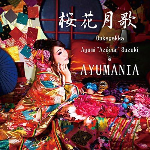 """Ayumi """"Azúcar"""" Suzuki"""