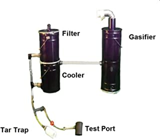 small gasifier generator