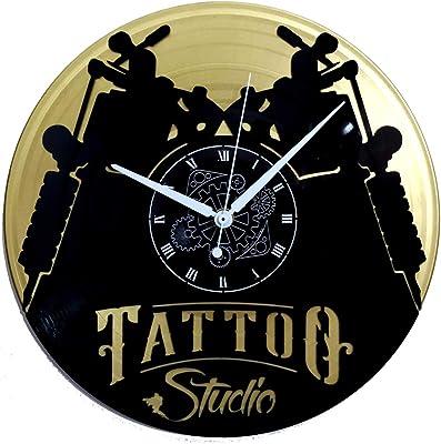 Reloj de vinilo de pared Disco LP 33 RPM Instant Karma Idea regalo ...