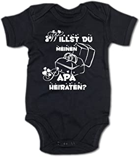 G-graphics Baby Body Willst Du Meinen Papa heiraten 250.0206
