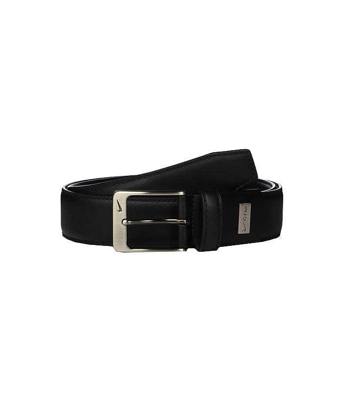Nike Leather Woven G-Flex (Black) Men