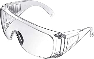Safety Glasses, NASUM Safety Goggles Anti Splash, Safety Works Protective Glasses, Scratch-Resistant lens for Labs, Outdoors and Workplaces Safety
