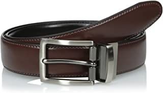Men's 1 1/4 in. Feathered Edge Reversible Belt (Regular and Big & Tall Sizes)
