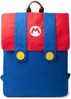 Mochila Unisex Nintendo Super Mario Suit Mochila Infantil 42 cm