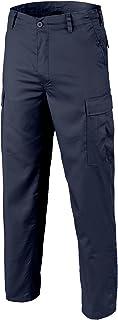 Brandit Ranger Pants, Cargo Trousers, Work Trousers, Securityhose - Navy Blue, 5XL