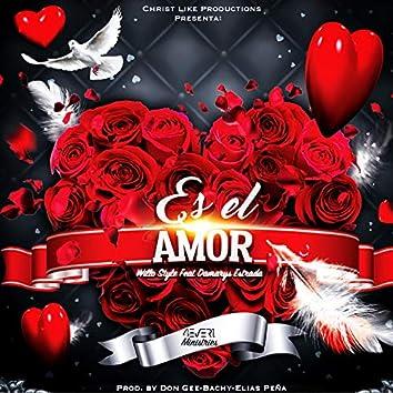 Es el Amor (feat. Damarys Estrada)