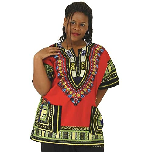 3d188092965 Traditional Thailand Style Dashiki - Available in Several Color Combinations