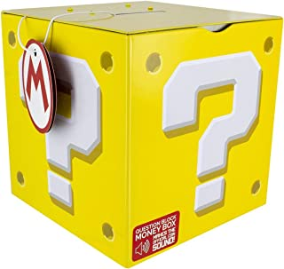 Super Mario Bros. Question Block - Money Box