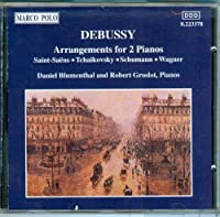 Debussy:Arrange.for 2 Piano