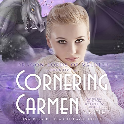 Cornering Carmen cover art